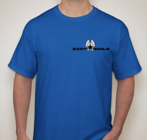 Royal Blue Short Sleeve T