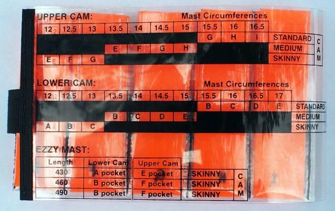 Cam Spacer Booklet