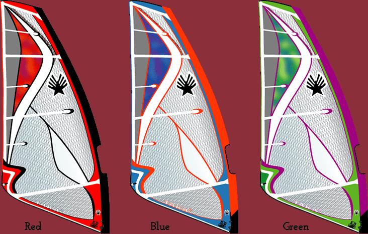 2016 Ezzy Taka2 Wave Sail