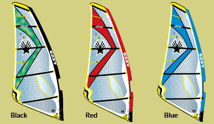 2018 Ezzy Zeta Wave Sail