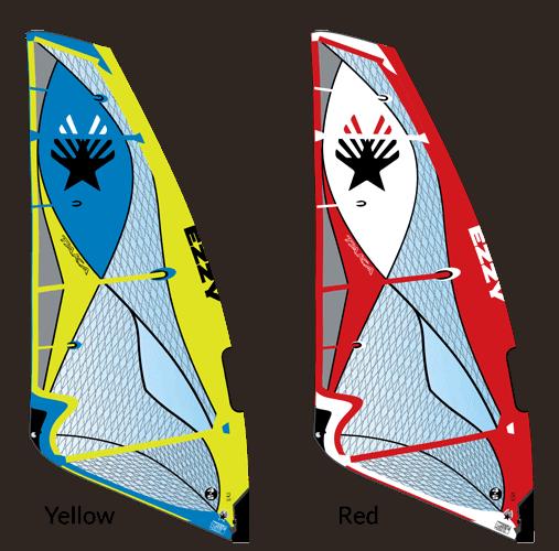 2018 Ezzy Taka4 Wave Sail