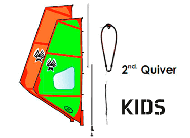 KIDS 2nd QUIVER