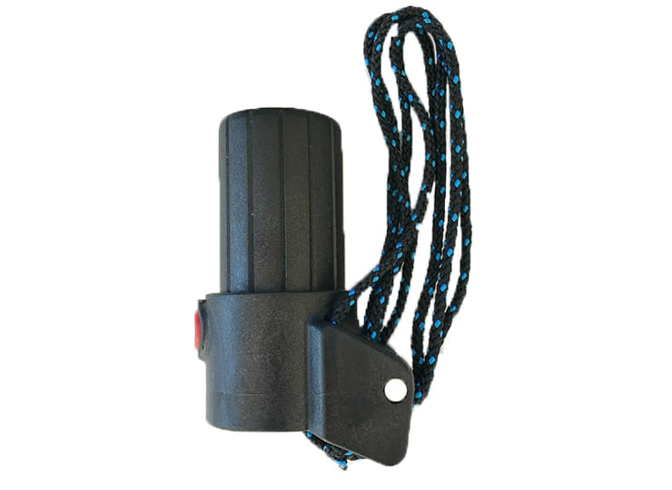 Ezzy Kids Rig Euro-Pin Mast Base Adaptor